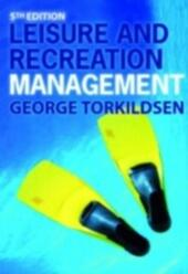 Leisure and Recreation Management