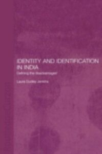 Ebook in inglese Identity and Identification in India Jenkins, Laura Dudley
