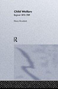 Ebook in inglese Child Welfare Hendrick, Harry d