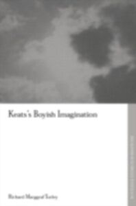 Ebook in inglese Keats's Boyish Imagination Turley, Richard Marggraf