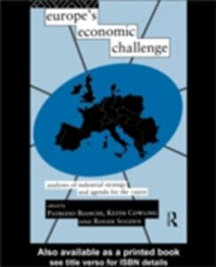 Ebook in inglese Europe's Economic Challenge -, -