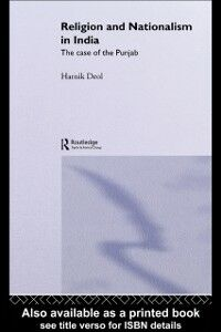 Ebook in inglese Religion and Nationalism in India Deol, Harnik