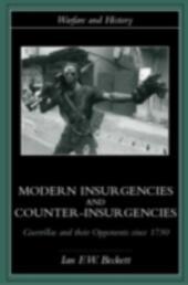 Modern Insurgencies and Counter-Insurgencies