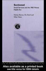 Ebook in inglese Sectioned Brentano, Franz