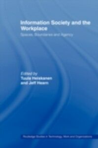 Ebook in inglese Information Society and the Workplace -, -