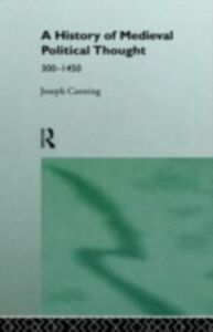 Ebook in inglese History of Medieval Political Thought Canning, Joseph