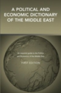 Ebook in inglese Political and Economic Dictionary of the Middle East -, -