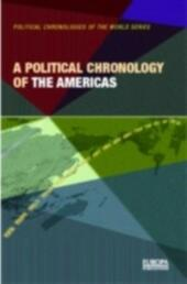 Political Chronology of the Americas