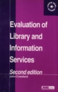 Ebook in inglese Evaluation of Library and Information Services Crawford, John