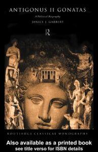 Ebook in inglese Antigonus II Gonatas Gabbert, Janice J.