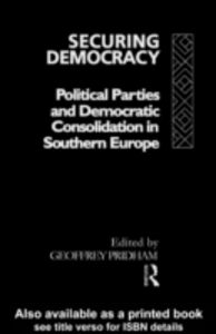 Ebook in inglese Securing Democracy -, -