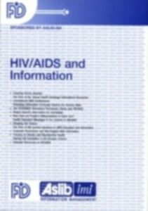 Ebook in inglese HIV/AIDS and Information