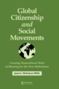 Ebook in inglese Global Citizenship and Social Movements McIntyre, Janet