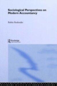Ebook in inglese Sociological Perspectives on Modern Accountancy Roslender, Robin