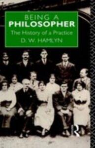 Ebook in inglese Being a Philosopher Hamlyn, David W.