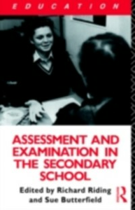 Ebook in inglese Assessment and Examination in the Secondary School -, -