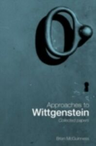 Ebook in inglese Approaches to Wittgenstein McGuinness, Brian