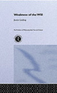 Ebook in inglese Weakness of the Will Gosling, Justin