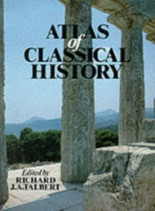 Ebook in inglese Atlas of Classical History -, -