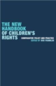 Foto Cover di New Handbook of Children's Rights, Ebook inglese di  edito da Taylor and Francis