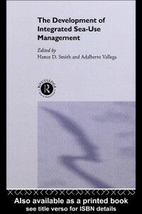 Ebook in inglese Development of Integrated Sea Use Management