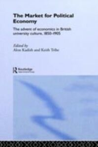 Ebook in inglese Market for Political Economy -, -