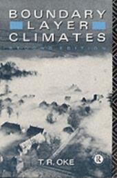 Boundary Layer Climates