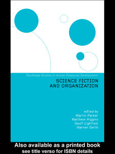 Ebook in inglese Science Fiction and Organization