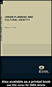 Ebook in inglese Urban Planning and Cultural Identity Neill, William