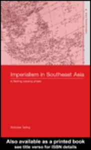 Ebook in inglese Imperialism in Southeast Asia Tarling, Nicholas