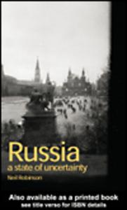 Ebook in inglese Russia Robinson, Neil