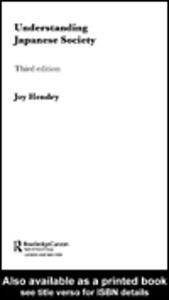 Ebook in inglese Understanding Japanese Society Hendry, Joy