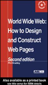 Ebook in inglese World Wide Web Bradley, Phil