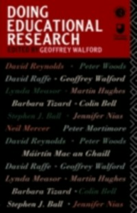 Ebook in inglese Doing Educational Research -, -