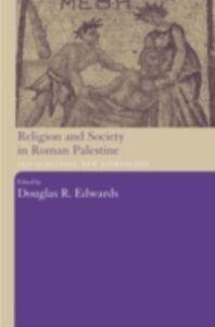 Ebook in inglese Religion and Society in Roman Palestine -, -