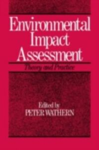 Ebook in inglese Environmental Impact Assessment Wathern, Peter