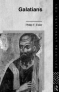 Ebook in inglese Galatians Esler, Philip F.