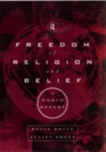 Ebook in inglese Freedom of Religion and Belief: A World Report -, -