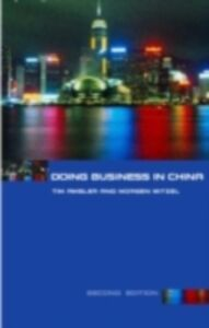 Ebook in inglese Doing Business in China Ambler, Tim , Witzel, Morgen