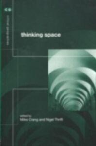 Foto Cover di Thinking Space, Ebook inglese di  edito da Taylor and Francis