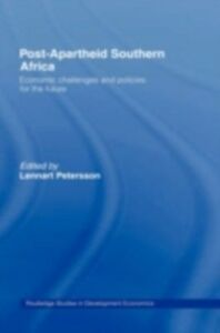 Ebook in inglese Post-Apartheid Southern Africa