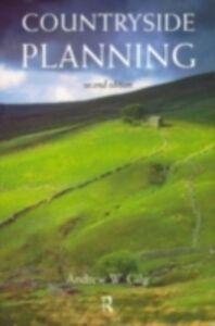 Foto Cover di Countryside Planning, Ebook inglese di Andrew Gilg, edito da Taylor and Francis