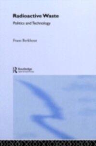 Ebook in inglese Radioactive Waste Berkhout, Frans