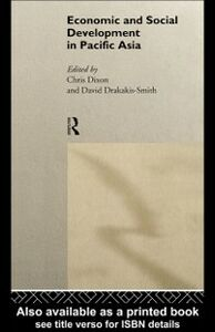 Ebook in inglese Economic and Social Development in Pacific Asia -, -