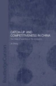Ebook in inglese Catch-Up and Competitiveness in China Zhang, Jin