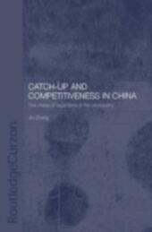 Catch-Up and Competitiveness in China