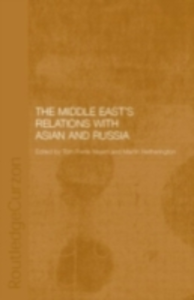 Ebook in inglese Middle East's Relations with Asia and Russia -, -