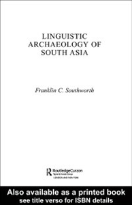 Ebook in inglese Linguistic Archaeology of South Asia Southworth, Franklin