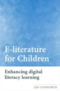 Ebook in inglese E-literature for Children Unsworth, Len