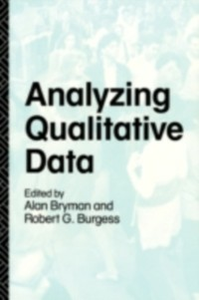 Ebook in inglese Analyzing Qualitative Data -, -